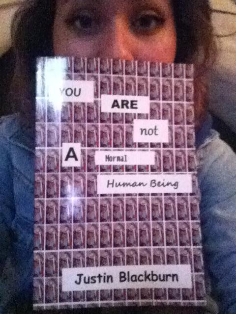 You Are Not A Normal Book