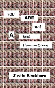 You Are Not A Normal Human Being Book Cover